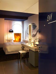 Hotel Andaz Amsterdam Prinsengracht interior design by Marcel Wanders