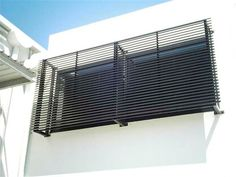 External window louvres by Superior Screens – Selector