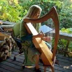 The story of the Irish harp is the story of the Irish people. This ancient folk instrument with its beautiful, delicate sound is played today...