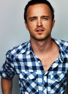 Aaron Paul from Breaking Bad. Is it weird that I'm finding Jesse kind of hot here? ;), Go To www.likegossip.com to get more Gossip News!