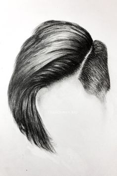 Drawing Hair Techniques How to draw hair, I believe that anyone can draw and my goal is to inspire you and challenge you while you're learning to draw with me. Blur Background Photography, Blue Background Images, Studio Background Images, Photo Background Images, Drawing Sketches, Drawing Tips, Pencil Drawings, Drawing Ideas, Hair Drawings