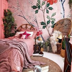 bohemian bedrooms Bohemian Bedroom Decor And Bedding Design Ideas - Bohemian Bedroom Decor And Bedding Design Idea