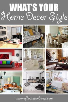 What's Your Home Decor Style   Is your home decor style Coastal or Contemporary? Scandinavian or Shabby Chic? Art Deco, Industrial, Mid-Century Modern, Traditional? Click through to read more on this project as well as posts about architecture, interior design and sustainability at www.ofhousesandtrees.com.