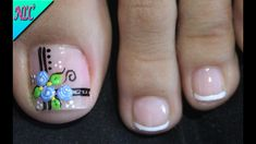 Pedicure, Nails, Beauty, Videos, Youtube, Nail Bling, Work Nails, Toenails Painted, Simple Toe Nails
