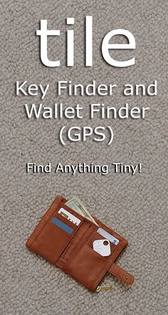 Tile Key Finder and Wallet Finder (GPS) – Find Anything Tiny !