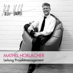 Mathis Horlacher Leitung Projektmanagement