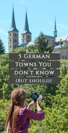 5 German towns you probably have not heard of but should