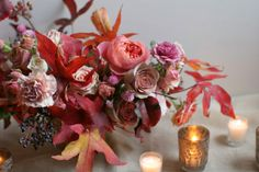 Peartree: Giving Thanks for Centerpieces