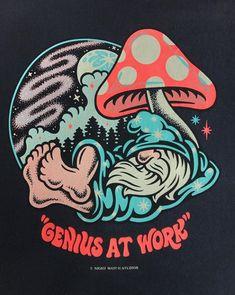 Source: instagram.com Dark Art Illustrations, Illustration Art, Arte Hip Hop, Dope Cartoon Art, Marijuana Art, Stoner Art, Graffiti Drawing, Mushroom Art, Hippie Art