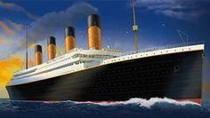 Titanic Artifacts Exhibit