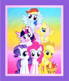 Springs-Creative Hasbro My Little Pony Best Friend Pony Panel