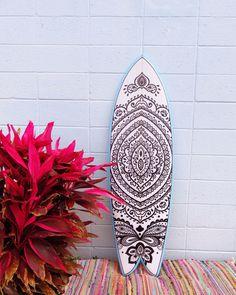 Nomad Mandala Surf Board