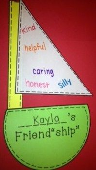 The Best Ships are Friendships! Unit includes Rainbow Fish What makes a friendship work? Make a sail boat and show the kids how when you blow it it moves. Elementary School Counseling, School Social Work, School Counselor, Elementary Schools, Friendship Crafts, Friendship Lessons, Friendship Theme Preschool, Teaching Friendship, Friendship Group