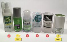 Přírodní deodoranty   Odzkoušené   Příjemnější aplikace   Účinnější   2.díl   RADY ZE ŽIVOTA