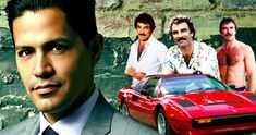 Jay Hernandez Is the New Magnum P.I. -- Jay Hernandez has been cast as Thomas Magnum in CBS' upcoming reboot of the popular crime drama Magnum P.I. -- http://tvweb.com/magnum-pi-tv-reboot-cast-jay-hernandez-lead/
