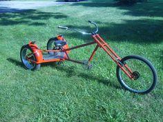 cool custom bike trikes   AtomicZombie Bikes, Recumbents, Trikes, Choppers, Ebikes, Velomobiles ...