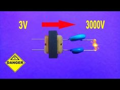 Friends in this video I will show you how to make Diy High Voltage Generator.How To Make Stun gun circuit. Diy Electronics, Electronics Projects, Simple Circuit Projects, Cool Science Projects, Spark Gap, Haute Tension, Cnc, Pvc Pipe Projects, Electronic Circuit Projects