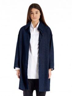 Coat Celeste Geco Navy