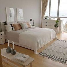 25+ idées de design de chambre qui sauront vous inspirer  #chambre #design #idees #inspirer #sauront Chambre Scandinave
