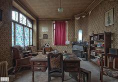 Abandoned Belgium Urban Exploration Urbex UE - Wesley Brown