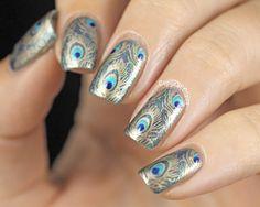 A blog about nail polish, nail stamping and nail art