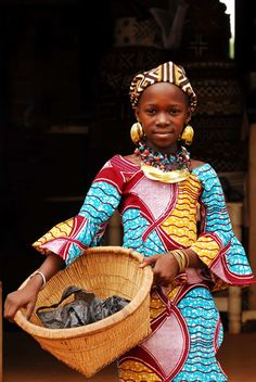 Africa | Daughter of