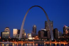 Many activities:Cardinals game, Grants Farm, St. Louis Zoo, Magic House, Butterfly House, The Arch, Science Center, Casino