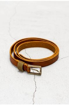 Simple Belt Camelo | $129.00