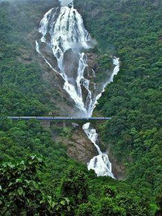 Dudhsagar Falls, India
