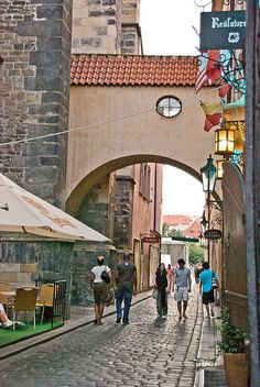 Prague - I've been studying there. http://www.unyp.cz
