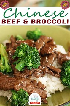 One of my favorite dishes to order at a really good Chinese place is Beef and Broccoli. I loved the tender meat, the crisp broccoli and the sauce. Oh the sauce! I could never get it right at home. Every time I tested out a recipe it never came out just right. Until I tried the recipe from The Steamy Kitchen Cookbook! If you love Asian food, I really recommend this book. Every recipe I've tried so far has been a hit for us and they're all simple and fast to prepare. | @goodlifeeats Chinese Beef And Broccoli, Broccoli Beef, Broccoli Recipes, Indian Food Recipes, Asian Recipes, Beef Recipes, Asian Foods, Tender Meat, Romantic Dinner Recipes