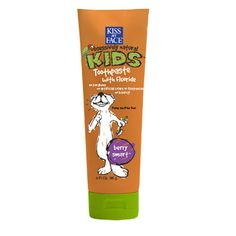 Kiss My Face - Berry Smart Toothpaste With Fluoride $ 5.95