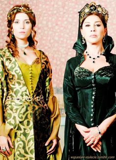 Hatice Sultan i Ayşe Hafsa - ValideSultan