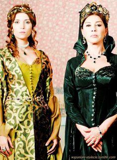 Hatice Sultan i Ayşe Hafsa - ValideSultan