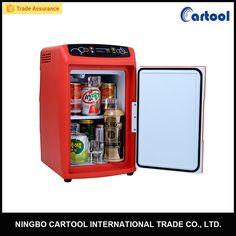 12L Battery operated mini refrigerator dc 12v car portable fridge freezer refrigerator