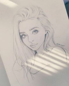 Character design ~ by hiba_tan unique drawings, love drawings, beautiful drawings, realistic drawings Realistic Drawings, Love Drawings, Beautiful Drawings, Drawing Sketches, Drawing Ideas, Unique Drawings, Drawing Drawing, Drawings Of Girls, Sketching
