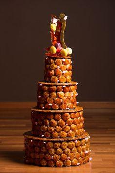 Au Petit Prince Plus Chiffon and Vanilla Cream Wedding Rise . Strawberry Torte Recipe, Blueberry Torte, Apple Torte, Croquembouche, Profiteroles, Eclairs, Easy Cake Recipes, Dessert Recipes, Desserts
