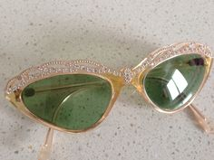 Granny's glasses from the 1930's