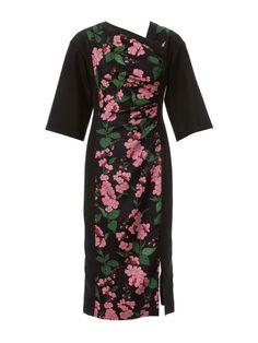 http://www.burdastyle.co.uk/women/ruched-panel-dress-09-2013-127