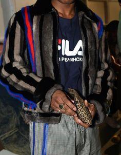 Style Best 45 Urban Man Fila Male Fashion Images Fashion UUHxYnw