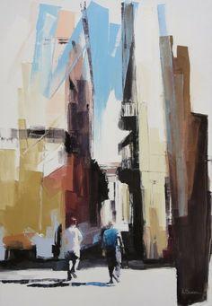 WAZEMART GALERIE | Art Up ! Elisabeth Besnier