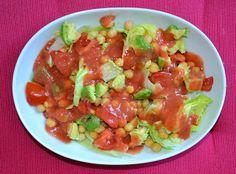 Fruity Vegan Temptation: Salat- Mania! Das verrückteste Dressing gewinnt ;)