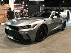 Ford's 2018 Mustangs at 2017 SEMA Show - Page 3 - 2015+ S550 Mustang Forum (GT, GT350, GT500, Mach 1, Ecoboost) - Mustang6G.com