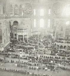 1 Haziran Tarihte olan Önemli Olaylar - Ayasofya'da ilk Cumâ namazı kılındı (1453) - Hava Kuvvetleri'nin kuruluşu (1911)