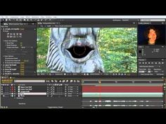 (64) After Effects Tutorial: Talking Tree with Auto Lip-Sync - YouTube