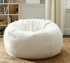 Cute bean bag chair from pottery barn. Want!