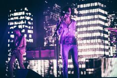 the 1975 in Miami photographed by Maysa Askar