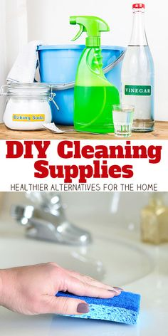 DIY Cleaning Supplie