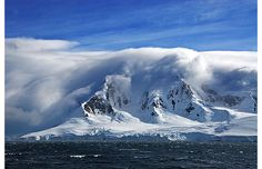 Sydney photographer Margaret Brown captured the stark beauty of Anvers Island off the Antarctic Peninsula in 2006.