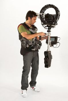 Buy New: $12,800.00: Electronics: Basson Steady System camera stabilizer system, steadycam, -Constellation 2012 Pro 6 Light